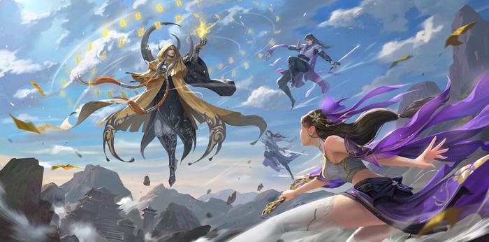 Cảm nhận Jade Sword: MMORPG nhẹ - đẹp - hay! 5