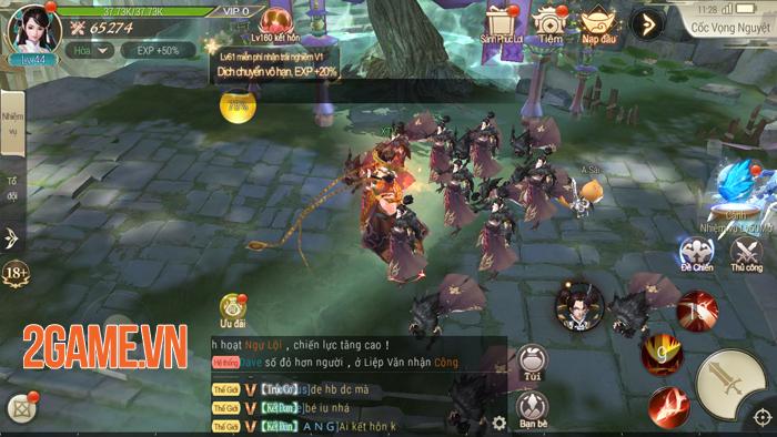 Cảm nhận Jade Sword: MMORPG nhẹ - đẹp - hay! 1