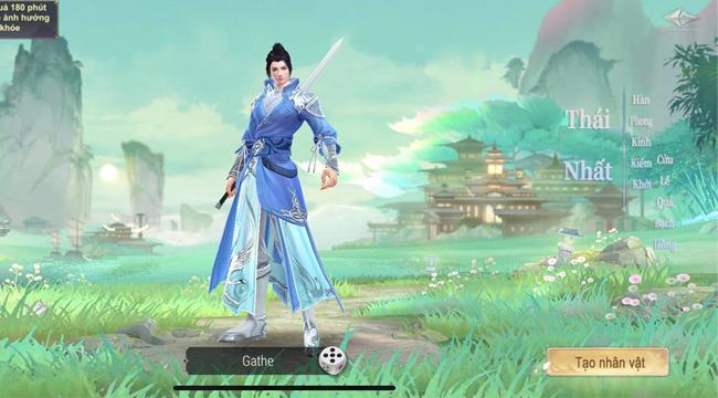 Cảm nhận Jade Sword: MMORPG nhẹ – đẹp – hay!