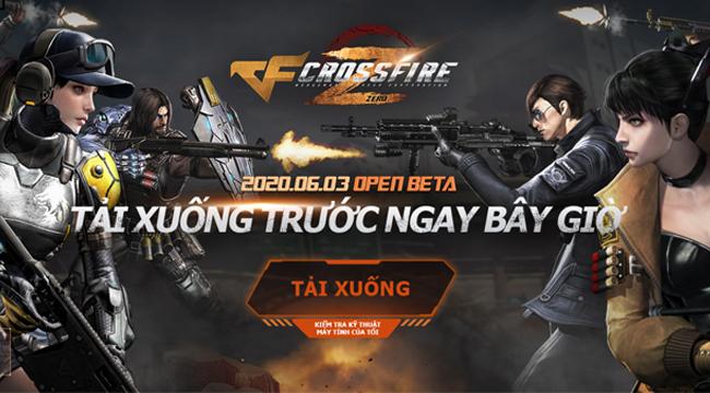 Crossfire Zero được VTC Online phát hành tại Việt Nam