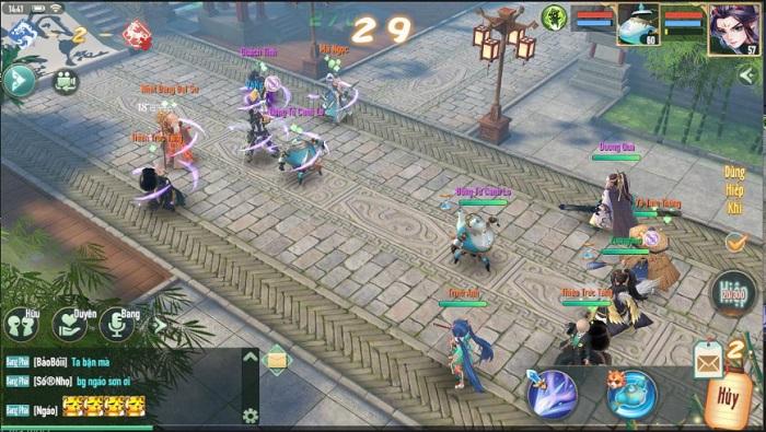 Game thủ Tân Thần Điêu VNG sẽ được trải nghiệm 7 hoạt động Liên server 4