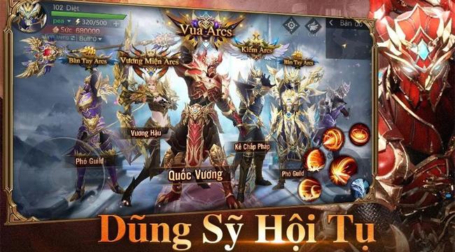 Game nhập vai DxH II: Awakening of Dragon về Việt Nam