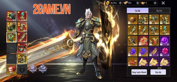 Kiếm Hồn 3D cho người chơi làm chủ hướng phát triển nhân vật không giới hạn 4