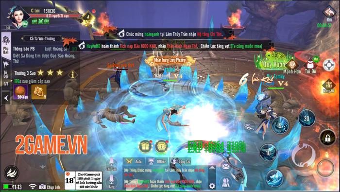 Kiếm Hồn 3D cho người chơi làm chủ hướng phát triển nhân vật không giới hạn 2