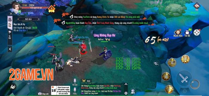 Kiếm Hồn 3D cho người chơi làm chủ hướng phát triển nhân vật không giới hạn 6
