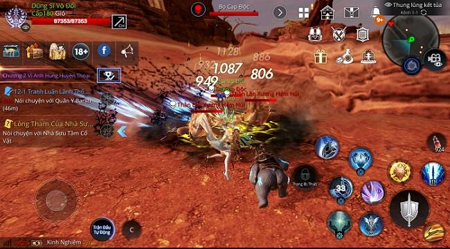 AxE chiều lòng game thủ với bản cập nhật với nhiều tính năng siêu hot