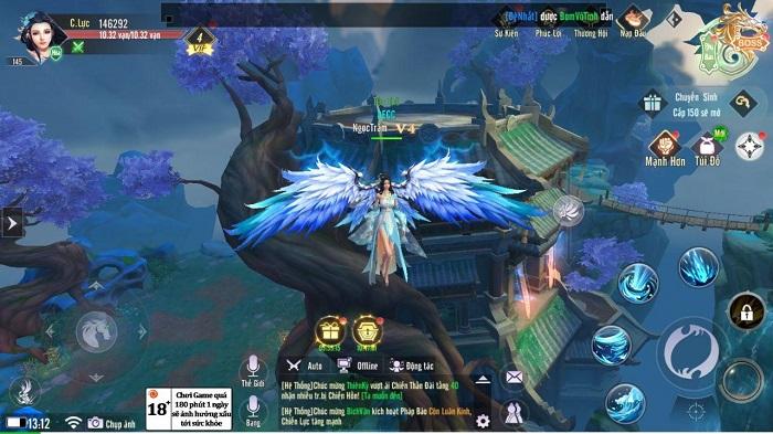 Server game Kiếm Hồn 3D bị lấp đầy chỉ sau 2 tiếng thử nghiệm 4
