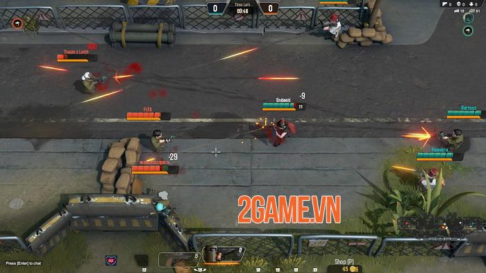 Veterans Online pha trộn hoàn hảo game bắn súng đi cảnh với các chế độ cạnh tranh 0
