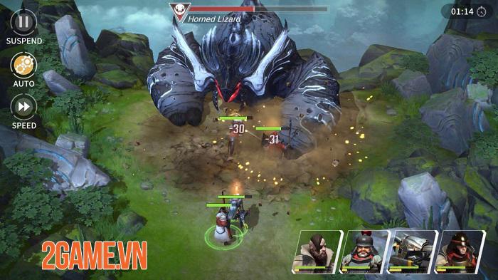 Eternal Evolution - Game thẻ bài nhàn rỗi sở hữu nhiều nội dung đặc sắc 2