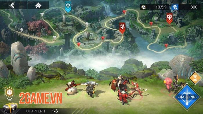 Eternal Evolution - Game thẻ bài nhàn rỗi sở hữu nhiều nội dung đặc sắc 0