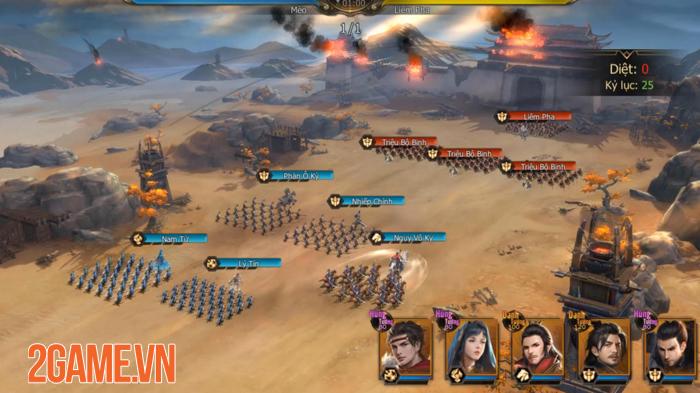 Game Giang Sơn Mỹ Nhân đem tới một thế giới chiến thuật chuẩn mực 5