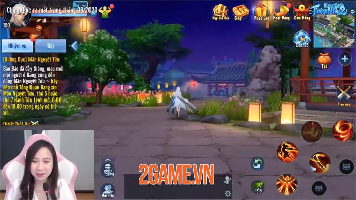 Chạm tay vào Thiện Nữ 2 Mobile thấy lạ từ hình ảnh, mới về nội dung 2