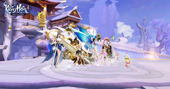 Á hậu Huyền My trở thành đại diện hình ảnh cho tựa game đỉnh cao Kiếm Hồn 3D 2
