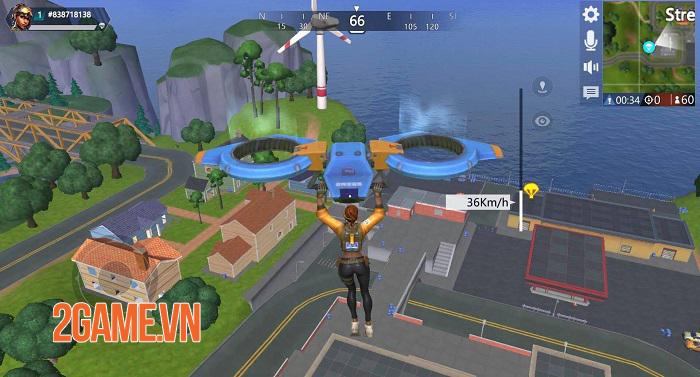 Omega Legends pha trộn hoàn hảo lối chơi giữa Fortnite và Apex Legends 0