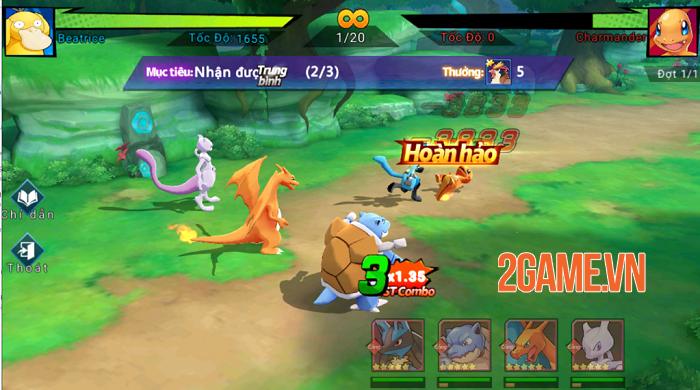 Thỏa sức tùy biến trận hình theo chiến thuật riêng trong Thần Thú 3D 2