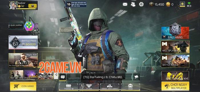 Chế độ rank trong Call of Duty: Mobile VN là một chiến trường khốc liệt 0