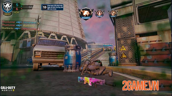 Chế độ rank trong Call of Duty: Mobile VN là một chiến trường khốc liệt 2