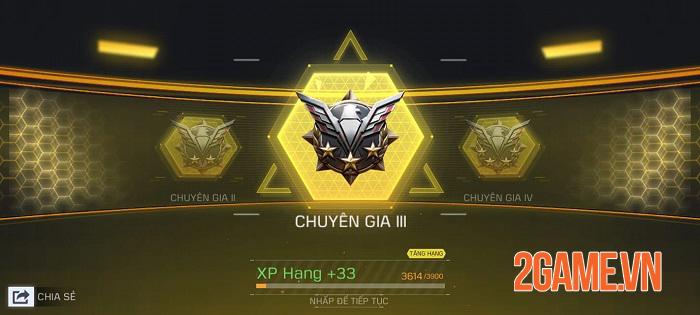Chế độ rank trong Call of Duty: Mobile VN là một chiến trường khốc liệt 4