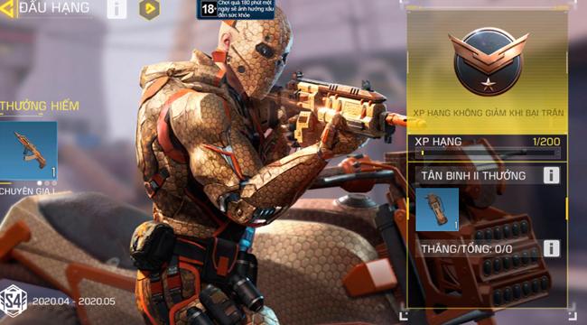 Chế độ rank trong Call of Duty: Mobile VN là một chiến trường khốc liệt
