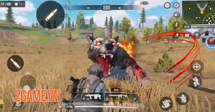 Chó quỷ Cerberus của Call of Duty: Mobile VN vẫn dễ dàng bị hạ gục 3