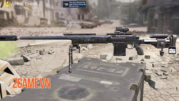 Call of Duty: Mobile VN tiết lộ 5 khẩu súng đang ở thời kỳ hoàng kim 1
