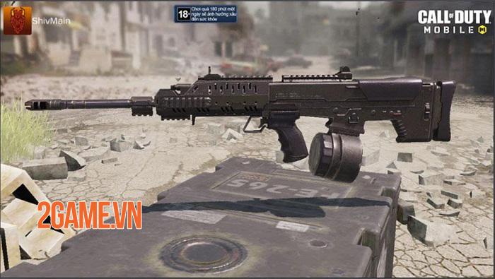 Call of Duty: Mobile VN tiết lộ 5 khẩu súng đang ở thời kỳ hoàng kim 2