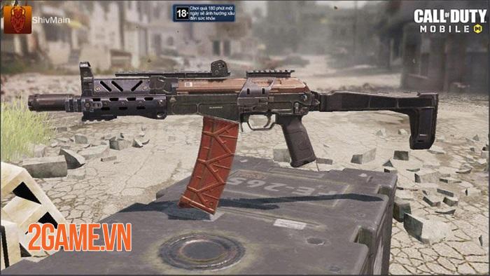 Call of Duty: Mobile VN tiết lộ 5 khẩu súng đang ở thời kỳ hoàng kim 3