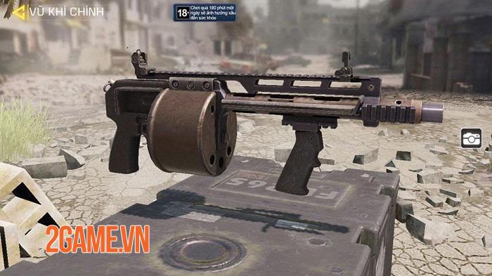 Call of Duty: Mobile VN tiết lộ 5 khẩu súng đang ở thời kỳ hoàng kim 4