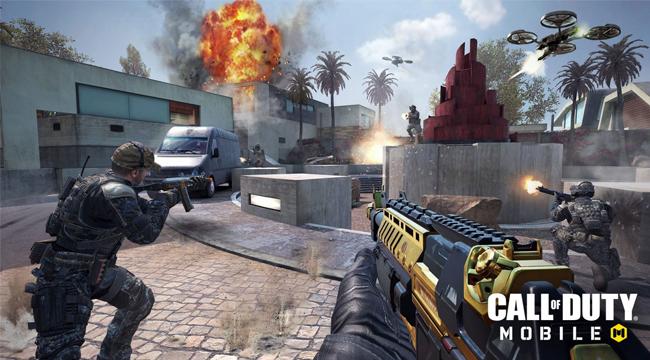 Call of Duty: Mobile VN tiết lộ 5 khẩu súng đang ở thời kỳ hoàng kim