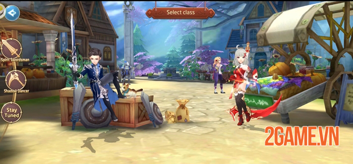 Savior Fantasy - Game MMORPG thế hệ mới phong cách huyền ảo lai steampunk 1