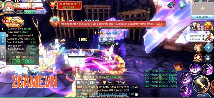 Savior Fantasy - Game MMORPG thế hệ mới phong cách huyền ảo lai steampunk 2