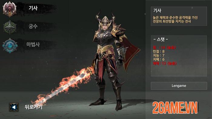 Tears of God sở hữu những tính năng lôi cuốn đậm chất game Hàn 0
