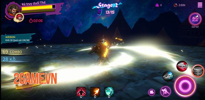 Game hành động A Tag Knight ra mắt ngôn ngữ tiếng Việt 5