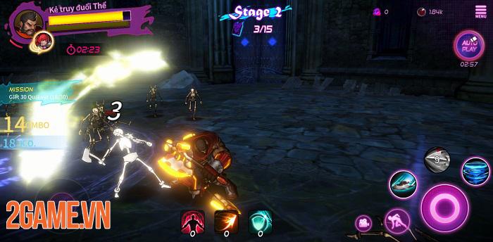 Game hành động A Tag Knight ra mắt ngôn ngữ tiếng Việt 0