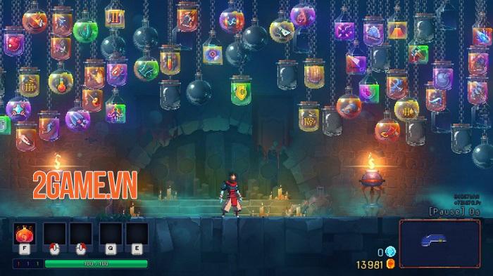 Dead Cells - Game hành động 2D với phong cách chiến đấu điên cuồng 1