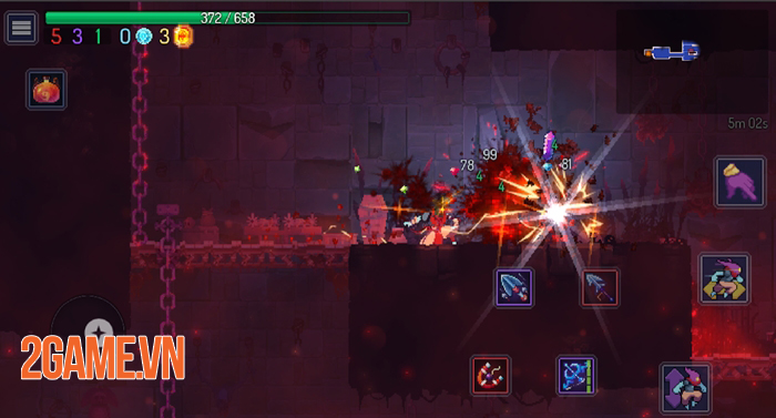 Dead Cells - Game hành động 2D với phong cách chiến đấu điên cuồng 0