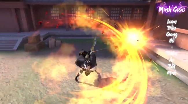 Lục Mạch Thần Kiếm 3D Mobile công bố ngày thử nghiệm