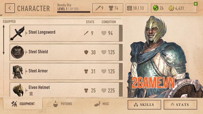The Elder Scrolls: Blades - Game ARPG khám phá những dungeon cổ điển 1
