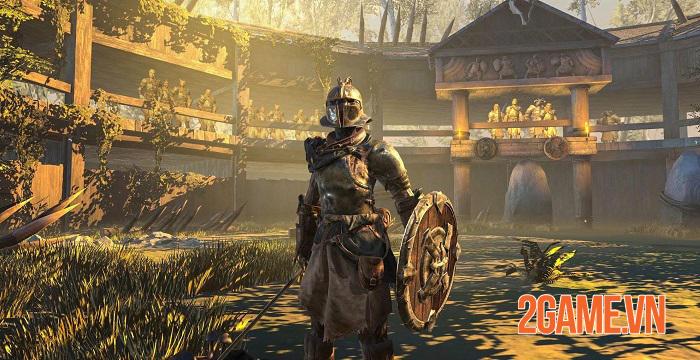 The Elder Scrolls: Blades - Game ARPG khám phá những dungeon cổ điển 0