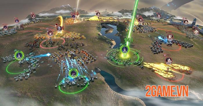 Game SLG đồ họa 3D siêu đẹp Genesis sẽ hỗ trợ tiếng Việt khi ra mắt 0