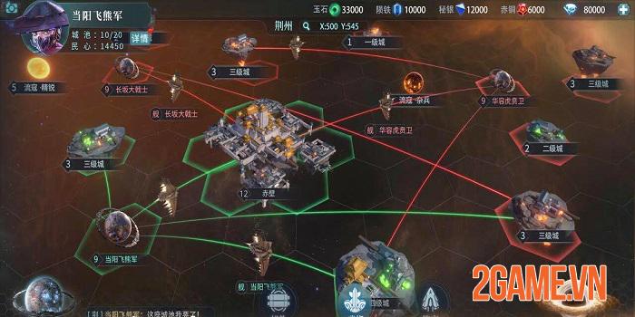 Game SLG đồ họa 3D siêu đẹp Genesis sẽ hỗ trợ tiếng Việt khi ra mắt 1