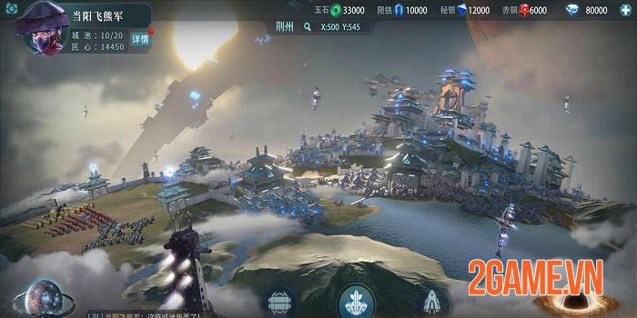 Game SLG đồ họa 3D siêu đẹp Genesis sẽ hỗ trợ tiếng Việt khi ra mắt 2