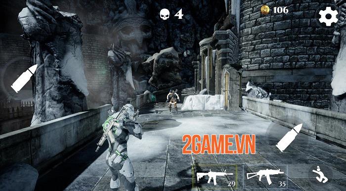 Paragon: InfinityWave - Game đi cảnh chơi được offline cực hay cực khó 1