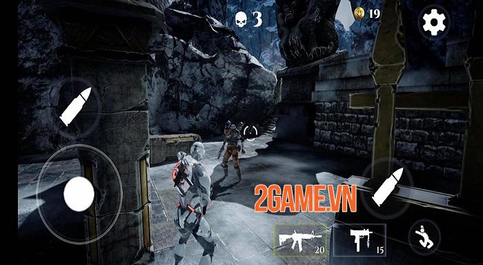 Paragon: InfinityWave - Game đi cảnh chơi được offline cực hay cực khó 2