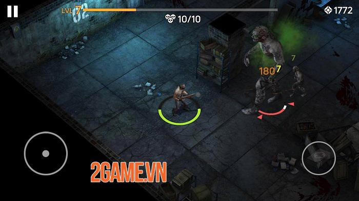 Zombie Arena - Game bắn súng sinh tồn đắm chìm trong thế giới hậu tận thế 0