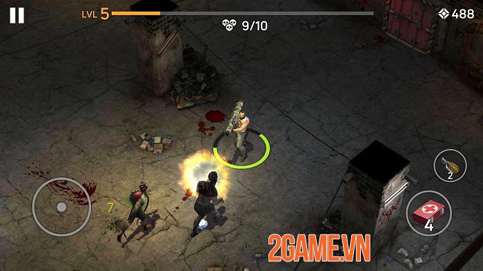 Zombie Arena - Game bắn súng sinh tồn đắm chìm trong thế giới hậu tận thế 1