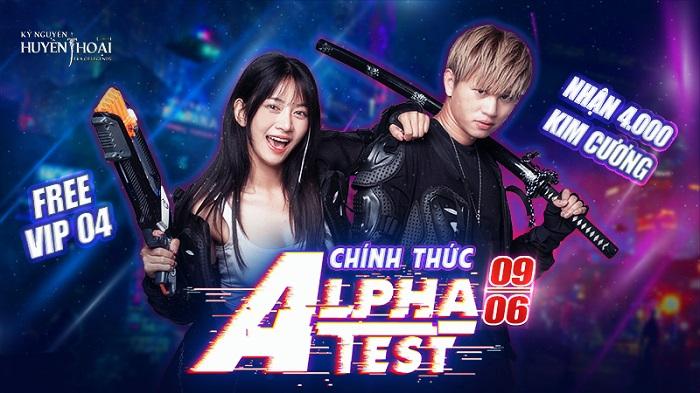 Kỷ Nguyên Huyền Thoại tung trailer và ấn định ngày Alpha Test 0