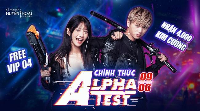Kỷ Nguyên Huyền Thoại tung trailer và ấn định ngày Alpha Test