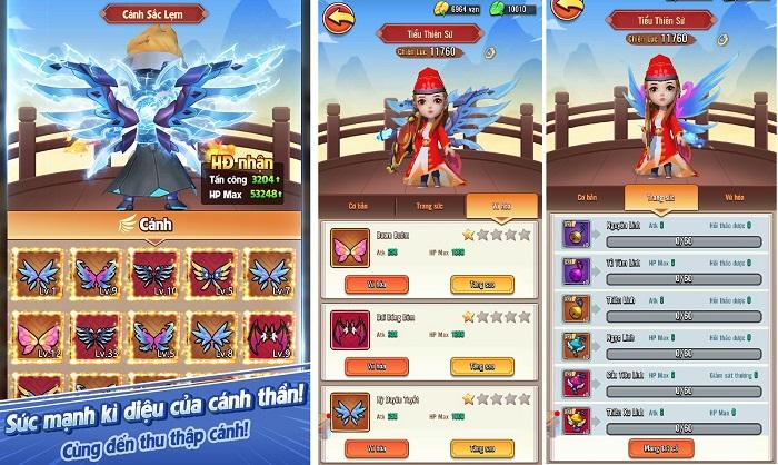 Đại Hiệp Piu Piu Piu tung update siêu chất với giải đấu Võ Lâm Tranh Bá toàn server 3