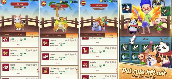 Đại Hiệp Piu Piu Piu tung update siêu chất với giải đấu Võ Lâm Tranh Bá toàn server 4
